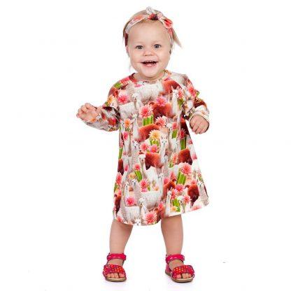 kleurrijk-jurkje-digitale-print