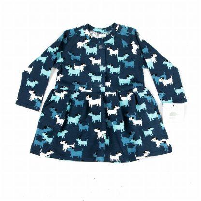 donkerblauw-jurkje-hondjes-motieven
