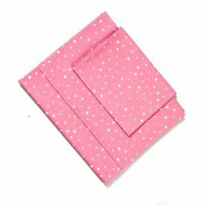 pink-sheet-white-stars