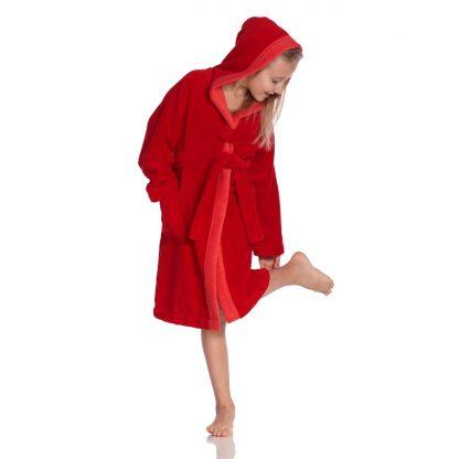 hippe-kinderbadjas-kap-rode-kleuren