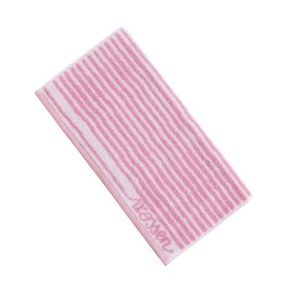 baby-handdoek-roze-streepjes-motief