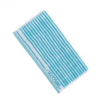 baby-towel-turqouise-striped-motif