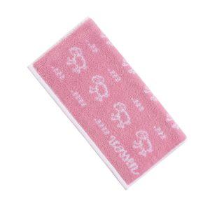 baby-handdoek-roze-schaapjes-motief