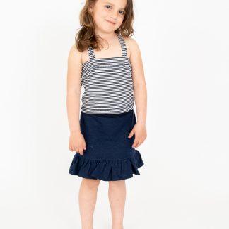 meisje-topje-wit-blauw-gestreept