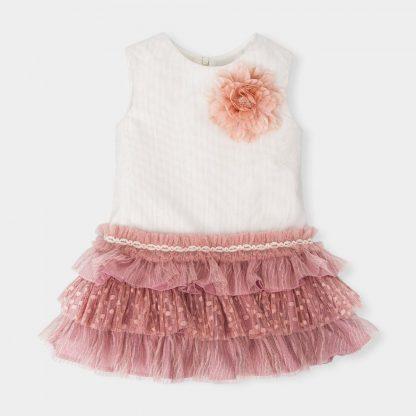jurkje-bloemblad-ecru-body-rok-voile-roze