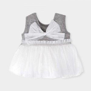 baby-jurkje-grijs-wit-glitter-motief-voile