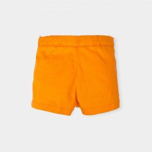 baby-meisjes-short-orange-sierknopen