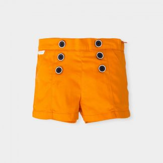 baby-girls-short-orange-ornamental buttons
