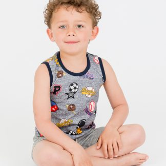 boy-top-gray-sport-pattern-bermuda-gray